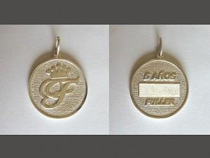 medalla X